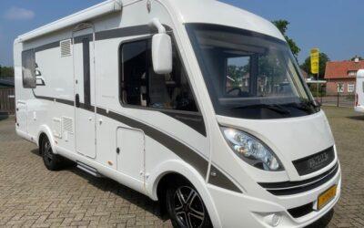 Hymermobil B 598 Premium-Line