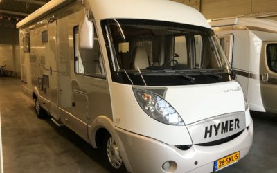 Hymermobil B 698 CL Exclusive Line