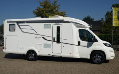 Hymertramp T 678 CL 60 Edition
